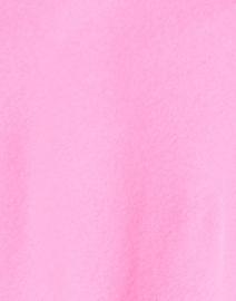 Kinross - Rosette Pink Marigold Cashmere Poncho