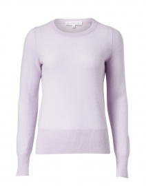 Silver Iris Cashmere Essential Sweater