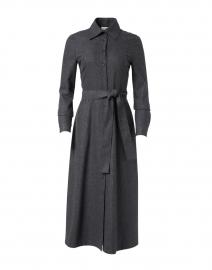 Adair Flint Melange Flannel Shirt Dress