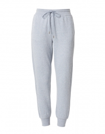 Light Blue Cotton Jogger Pant