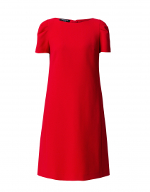 Cohen Redcurrant Acetate Shift Dress