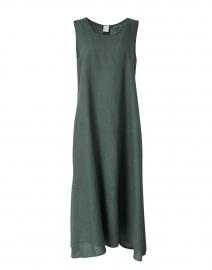Nettuno Green Linen Dress