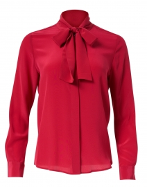 Titto Passion Pink Silk Blouse