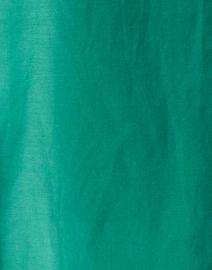 Kobi Halperin - Alea Field Green Cotton and Silk Blouse