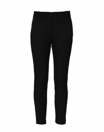 Zoom Black Gabardine Stretch Pant