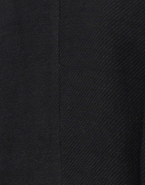 Ecru - Everyday Black Cotton Tencel Blazer
