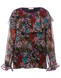 Rani Multicolored Floral Blouse