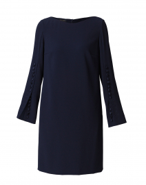 Dehva Navy Dress