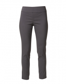 Gunmetal Control Stretch Pull-On Ankle Pant