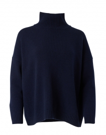 Zurlo Navy Wool Sweater