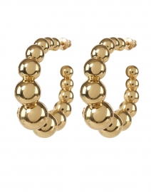 Andy Gold Hoop Earrings
