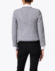 Weekend Max Mara - Ponte Blue Tweed Jacket