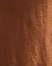 Max Mara Leisure - Alessio Copper Satin Skirt