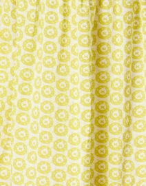 Ro's Garden - Dulce Light Green Dot Printed Cotton Dress