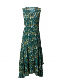 Filippa Green Floral Printed Dress