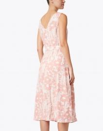 120% Lino - Desert Floral Print Linen Dress