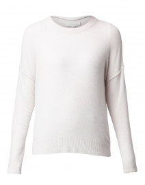 Brighter Pale Grey Cashmere Sweater