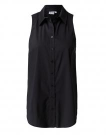 Finley - Shelly Black Cotton Top