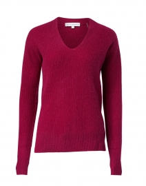 Dark Cherry Cashmere Sweater