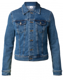 Robyn Blue Denim Jacket