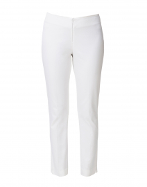 Jerry White Stretch Cotton Pant