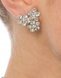Jennifer Behr - Violet Petit Bouquet Earrings