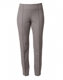 Gramercy Grey Stretch Pintuck Pant