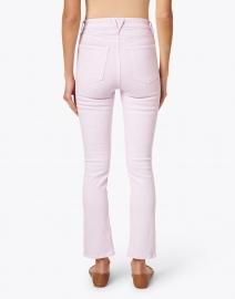 Veronica Beard - Carly Lavender High Rise Stretch Denim Flare Jean