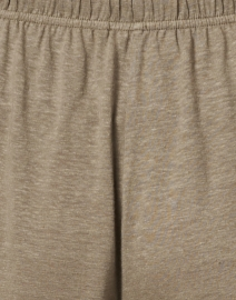 Max Mara Leisure - Cristin Green Jersey Drawstring Pant