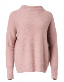 Pink Boiled Cashmere Sweater