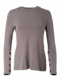 Ashton Grey Cotton Modal Top
