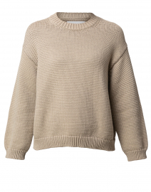 Pismo Morel Beige Cotton Sweater