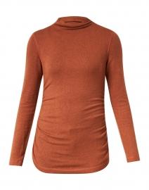Bermuda Rust Cotton Modal Sweater