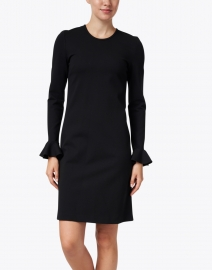 Goat - Kite Black Jersey Dress