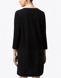 Hinson Wu - Raquel Black Woven Dress