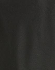 Recreo San Miguel - Bella Black Woven Stretch Wool Top