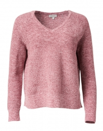 Bloom Pink Cotton Sweater