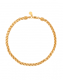 Alexi Gold Chain Necklace