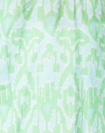 Bella Tu - Ikat Turquoise Printed Tunic