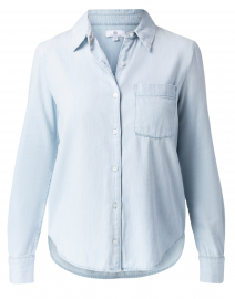 Cade Light Blue Button Down Shirt