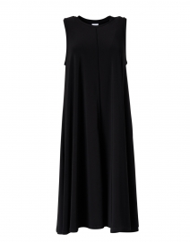 Ribaldo Black Jersey Dress