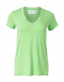 Green Bamboo Cotton Top