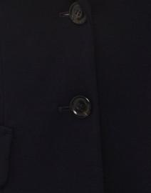 Marc Cain - Navy Jersey Knit Blazer