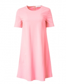 Pink Techno Viscose Dress