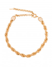 FALLON - Gold Rope Chain Necklace