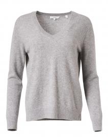 Weekend Grey Cashmere Sweater