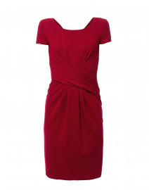 Red Jersey Dress