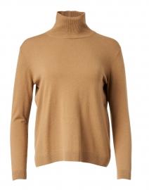 Just Camel Silk Wool Sweater