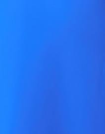 Chiara Boni La Petite Robe - Gullan Blue Stretch Jersey Dress