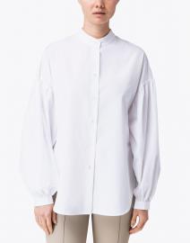 Aspesi - White Cotton Shirt
